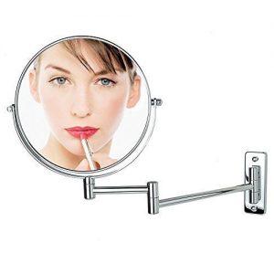 ALHAKIN-110X-Miroir-Mural-8-Pouce-Miroir-Salle-De-Bain-Chrom-Miroir-0