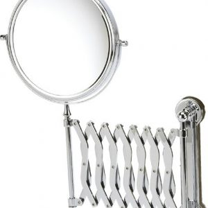 Danielle-281-Miroir-Extansion-Murale-Grossissant-x5-Chrome-Extansion-165-cm--33-cm-0