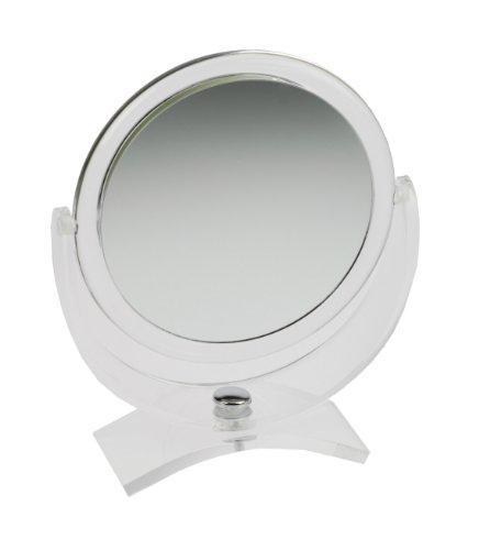 Achat fantasia miroir grossissant double face x 10 et for Miroir grossissant x 20