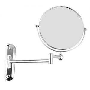 Finether-8-Pouces-Miroir-Cosmtique-Pliant-Double-Face-Miroir-Mural-10x-Grossissement-0