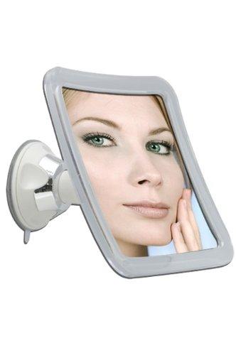 Achat grand miroir mural grossissant 10x avec ventouse for Miroir grossissant ventouse