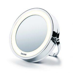 Miroir-mural-pour-maquillage-miroir-grossissant-clairage-LED-Beurer-BS-59-0