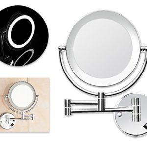 DSstyles-Miroir-mural-Miroir-LED-Miroir-mural-20cm-miroir-double-miroir-miroir-3x-avec-miroir-lumineux--LED-0