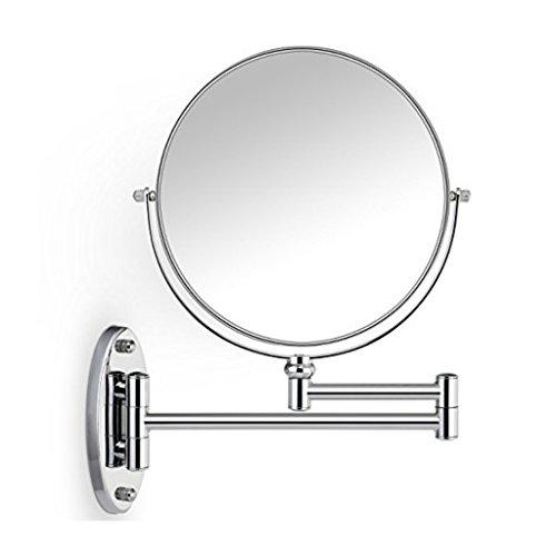 Miroir grossissant mural lumineux miroir grossissant for Miroir grossissant mural