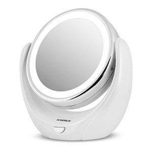 Hangsun-Miroir-Lumineux-Maquillage-B99-360-Miroir-Grossissant-x5-LED-Miroir-Salle-De-BainRasage-0
