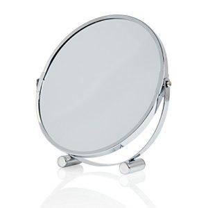 Lumaland-Miroir--main-maquillage-galb-de-haute-qualit-Grossissement-x5-0
