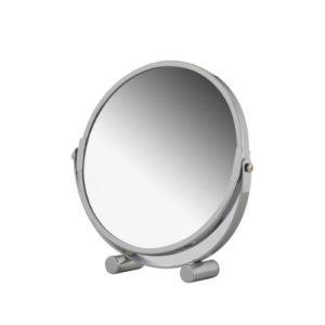axentia-Miroir-Cosmtique-Grossissant-3x-Miroir-de-Maquillage-Rasage-Double-Face-Miroir--Poser-Chrom--17-cm-Miroir-sur-Pied-Pivotant--360-pour-Salle-de-Bain-0