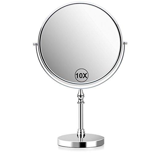 achat miroir grossissant x 10 salle de bain miroir 360. Black Bedroom Furniture Sets. Home Design Ideas