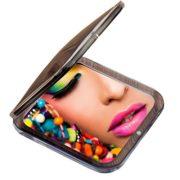 Miss-Sweet-Miroir-de-poche-compact-reflet-taille-relle-miroir-grossissant-10x-0