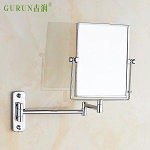 68-pouce-Miroir-grossissant-de-montage-mural-extensible-pivotant--360-dun-miroir-de-maquillage-chrom-0