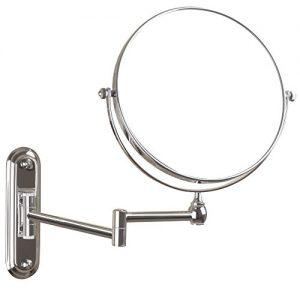 GuRun-8-Pouces-Mode-Miroir-Mural-Grossissant-7-fois-Extension-Pliant-Double-Face-avec-normale-et-Grossissant-x7-360-degrs-rotation-0