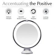 KEDSUM-Miroir-Rond-Lumineux-10X-Grossissement-Lumires-LED-Ventouse-dAttache-360Rotation-Pliable-Rgable-Idal-pour-Maquillage-Nettoyage-Rasage-Miroir-de-poche-0-0