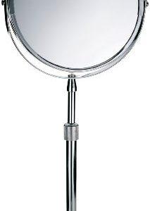 Kela-20846-Silvana-Miroir-Cosmtique-sur-Pied-Grossissant-5x-Mtal-Chrom-19-x-45-x-18-cm-0