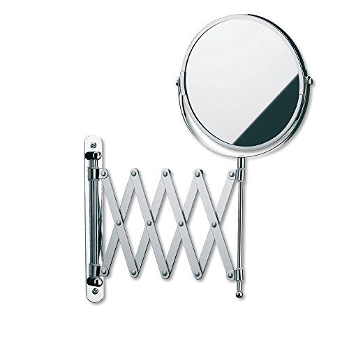 Kela-20847-miroir-cosmtique-mural-grossissant-5x-mtal-chrom-Avita-0