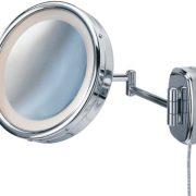 Miroir-cosmtique-mural-Touch-clair-pivotant-100-et-500-chrome-miroir-de--165-cm--225-x-36-cm-0-0