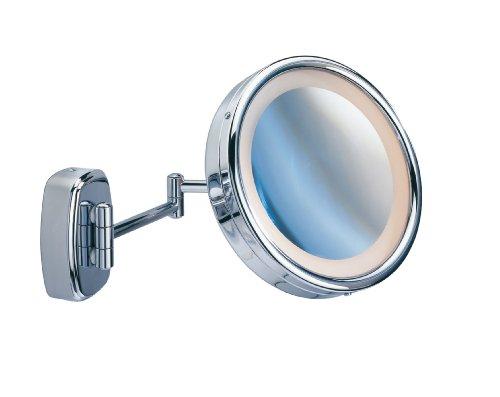Miroir-cosmtique-mural-Touch-clair-pivotant-100-et-500-chrome-miroir-de–165-cm–225-x-36-cm-0