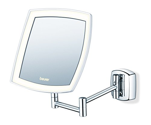 Miroir-mural-pour-maquillage-miroir-grossissant-clairage-LED-Beurer-BS-89-0