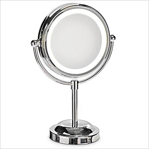 Relaxdays-miroir-de-maquillage-miroir-grossissant-miroir-cosmtique-avec-clairage-LED-0
