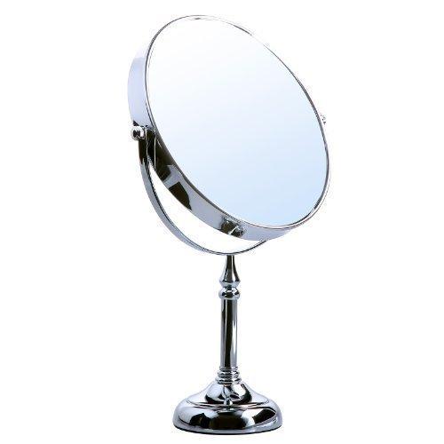Songmics-Double-Face-Miroir-de-table-10-fois-grossissant-BBM006-0