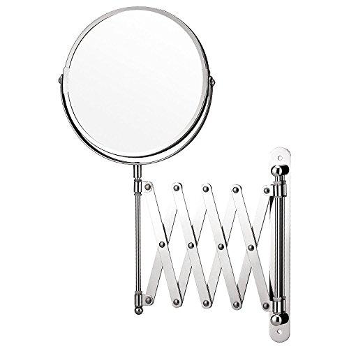 Top-Home-Solutions-Miroir-Maquillage-Grossissant-Mural-Extensible-Rasage-Miroir-cosmtique-double-face-miroir-de-salle-de-bain-pivotant-0