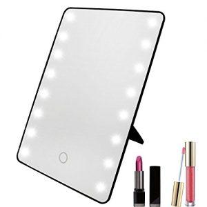 Xcellent-Global-Miroir-cosmtique-lumineux-pour-le-maquillage-avec-16-lumires-LED-cran-digital-pour-rgler-la-luminositnoir-HG158B-0