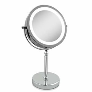 Grossissant-miroir-table-grossissant-x10-7-inch-miroir-de-maquillage-LED-recto-verso-clair-10x-ou-1x-grossissement-10x-0