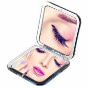 Miss-Sweet-Miroir-de-poche-compact-reflet-taille-relle-miroir-grossissant-10x-0-0