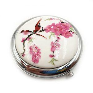 Miroir-de-Poche-Pour-Femme-Filles-Petit-Miroir-de-Poche-Grossissant-Maquillage-Compack-Miroir-Double-en-Cramique-Motif-Chinois-de-Voyage-Sac--Main-Sac--Main-Miroir-Bleu-et-Blanc-en-Porcelaine-0