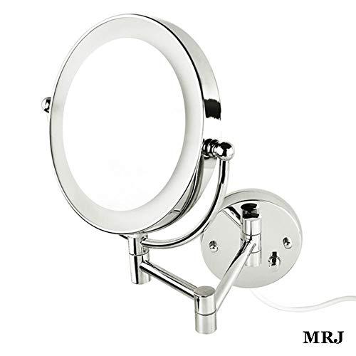 Miroir-Grossissant-Mural-Lumineux-X10-85-Pouces-LED-Salle-De-Bain-Miroir-Murale-360-Degrs-Rotation-Bouton-de-rglage-de-lintensit-Loupe-10x-et-Miroir-Plane-Ordinaire-EU-Plug-0