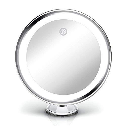 Fancii-Miroir-Grossissant-x10-Lumineux-LED-avec-Ventouse-USB-ou-Batterie-Miroir-Maquillage-de-Voyage-avec-Lumire-Naturelle-Dimmable-Luna-0