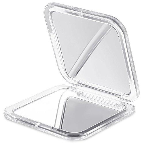 Jerrybox-Miroir-7X-Lumires-LED-Grossissant-Ajustable-Sans-Fil-Pliable-Ventouse-dAttache-Blanc-Miroir-de-Poche-BONUS-Cadeau-Idal-pour-Femmes-0